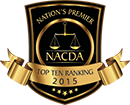 Top 10 Lawyers by Nation's Premier Top 10 Ranking