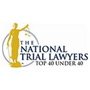 The National Trial Lawyers Top 40 Under 40 Award