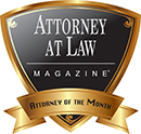 Attorney at Law Magazine Award