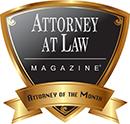 Attorney at Law Magazine Award
