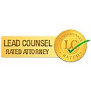 Lead Counsel Rated Attorney Award