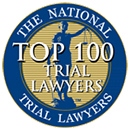 Top 100 Trial Lawyer Award